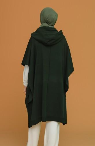 Ponchos Vert Nefti 4304-06