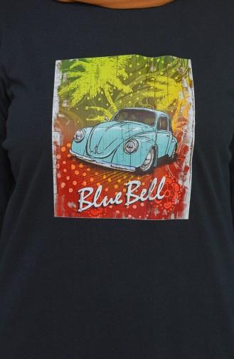 Tunique Bleu Marine 5072-03