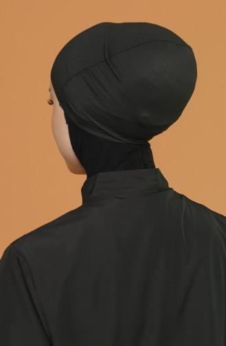 Black Onderkap 0126-04