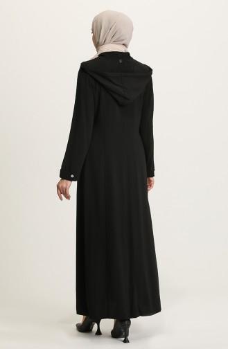 Black Abaya 0426-01