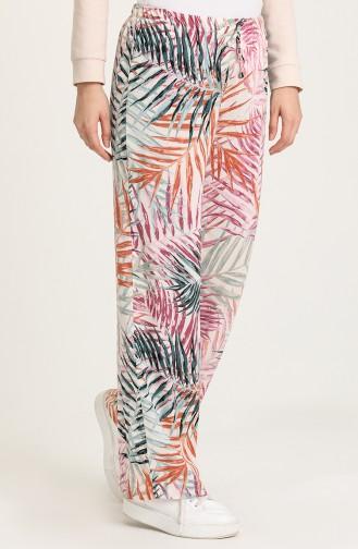 Pantalon Crème 2036-05