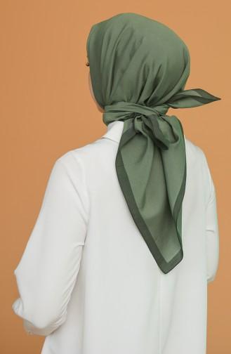 شال أخضر جيشي 13190A-44