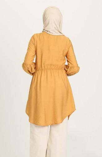 Mustard Tuniek 1250-03