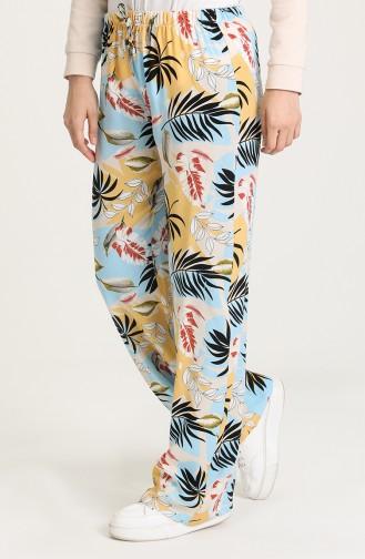 Pantalon Jaune 2036-03