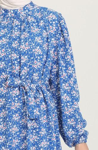 Blue Tuniek 0107-01