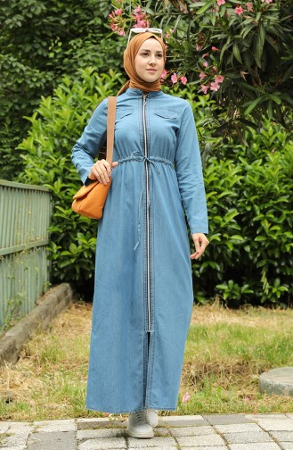 Jeans Blue Abaya 6160-02