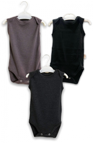 Black Baby Bodysuit 1931-01