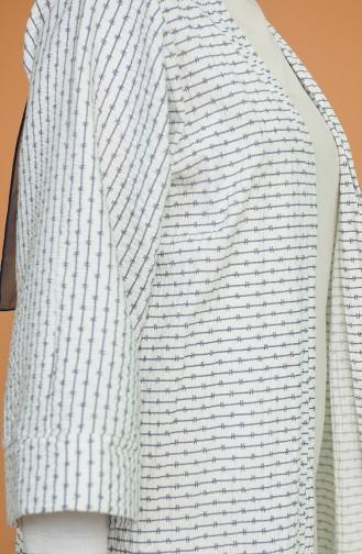 Weiß Abayas 0902-01