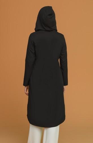 كيب أسود 8307-06