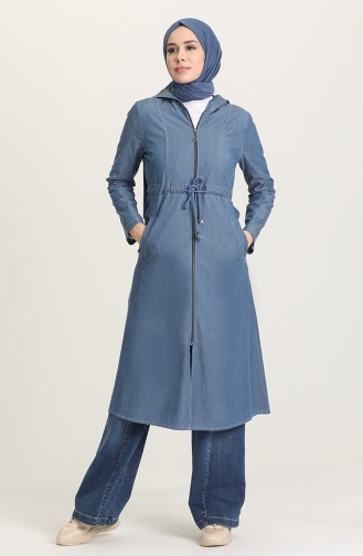 Ice Blue Mantel 4063-02