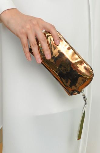Copper Portfolio Clutch 1214-217