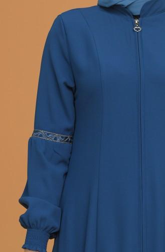 Indigo Abaya 5028-02