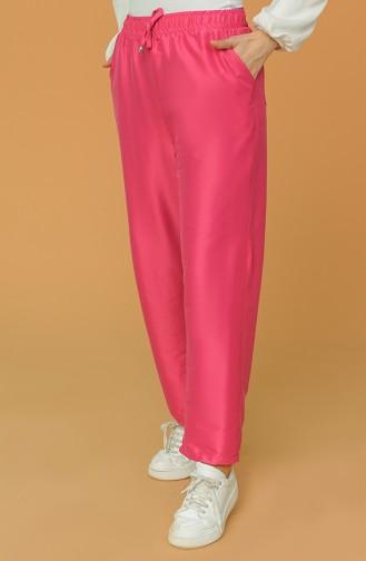 Pantalon Fushia 0156-18
