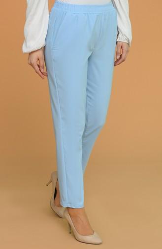Ice Blue Pants 9046-07