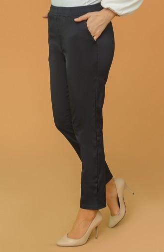 Navy Blue Pants 9046-09