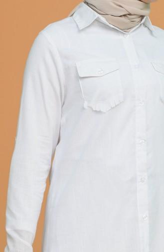 تونيك أبيض 9000-05