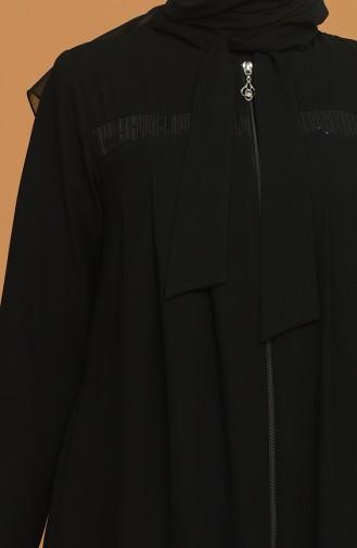 Black Abaya 5031-05