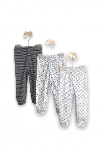 Pantalon Sans Chaussettes Pour Bébé Renkli 2026-01