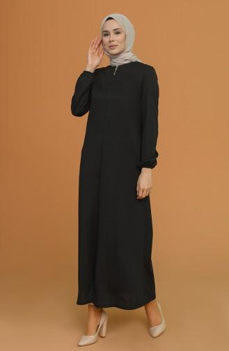 Abayas Noir 3066-01