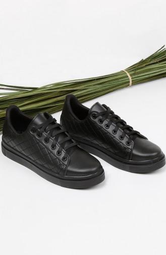 أحذية رياضية أسود 0306-04