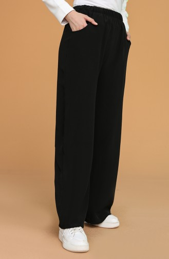 Black Pants 1021-01