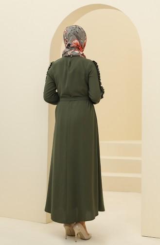 Robe Hijab Vert 2001-10