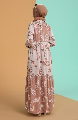 Braun Hijap Kleider 21Y8379-02