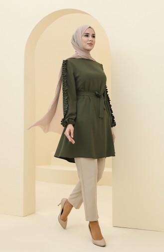 Green Tuniek 2002-10