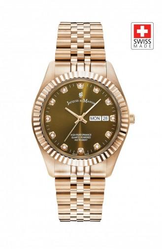 Gold Wrist Watch 00305