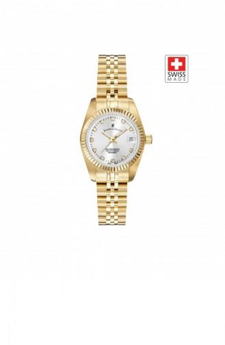 Gold Uhren 12