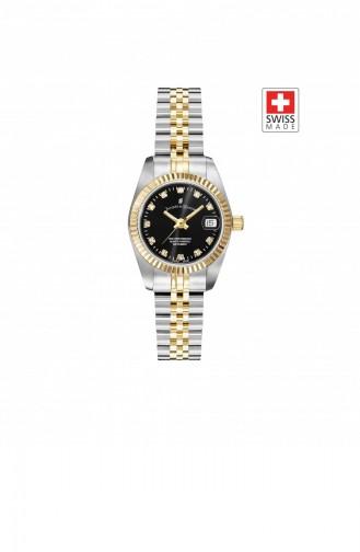 Silver Gray Wrist Watch 20
