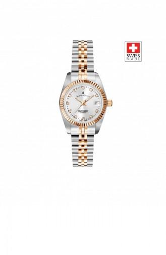 Jacques Du Manoır Nro 24 Kadın Kol Saati