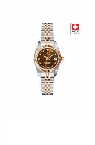 Silver Gray Horloge 26