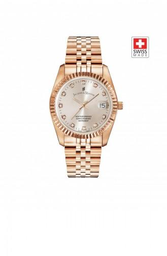 Rose Skin Horloge 31
