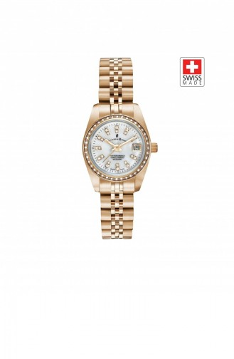Gold Wrist Watch 16