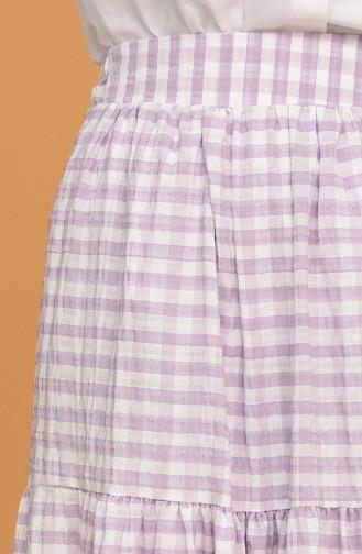 Purple Skirt 1636-02