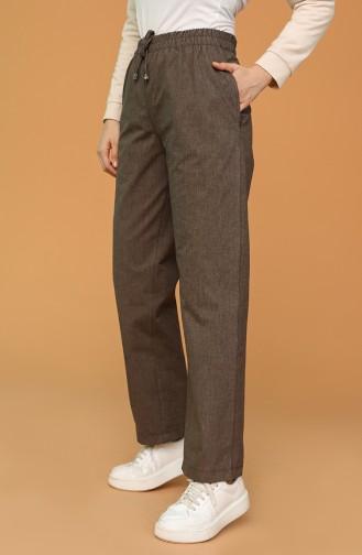 Brown Broek 3503-08
