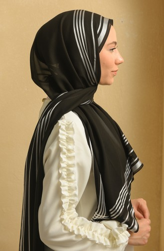 Black Shawl 15264-01