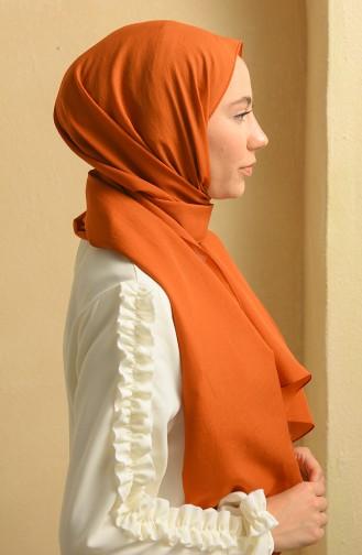 Tobacco Brown Sjaal 90125-01
