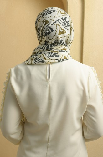 Châle Blanc 19063-03