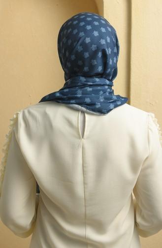 Châle Bleu Marine 19066-02