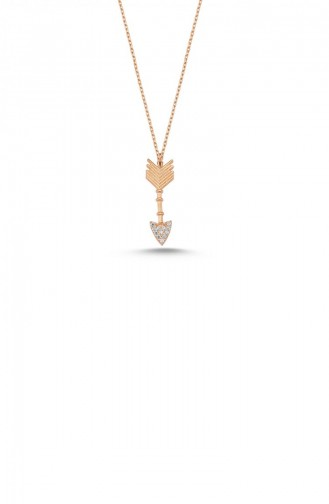 Collier Peau Rose 0031-1811 - Kopya