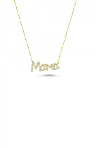 Collier Couleur Or 0032-1805