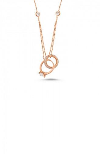 Rose Tan Necklace 0035-1797