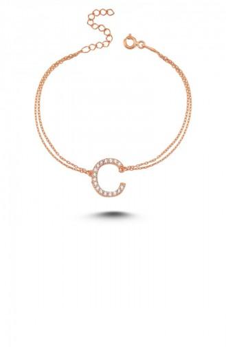 Rose Tan Bracelet 0012-2838
