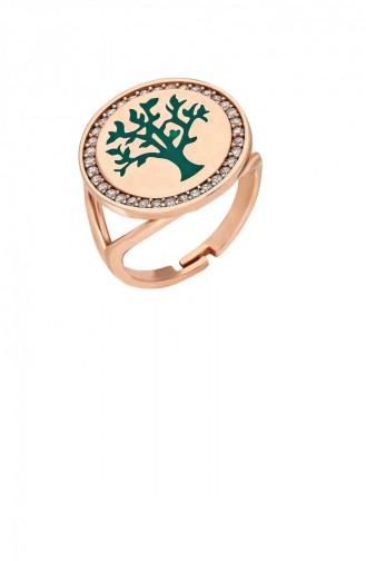 Rose Tan Ring 0094-2587