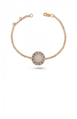 Golden Bracelet 0006