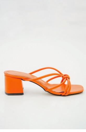 Oranj Kadın Terlik St01