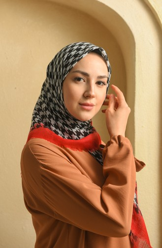 Red Scarf 11370-16