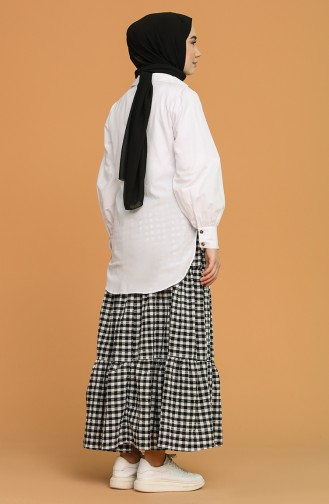 Black Skirt 1636-03